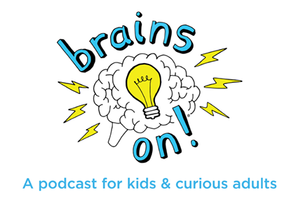 Kid's podcast that teaches about science