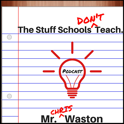 Stuff Schools Don't Teach podcast safe lagoon